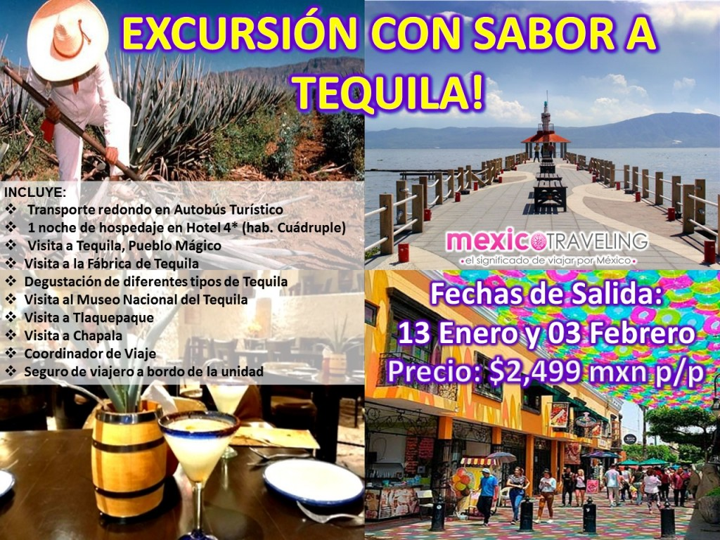 Sabor Tequila 3 feb